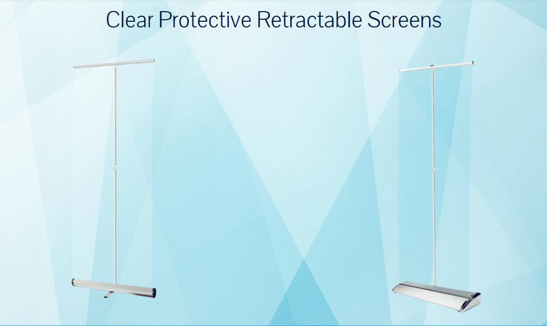 New Clear Retractable Screens!!