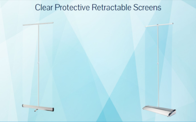 New Clear Retractable Screens!!