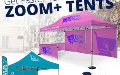 Check out our new tents, now with a 72hr return time!!